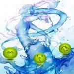 Los signos del zodiaco de agua