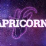 Signos del zodiaco: Capricornio